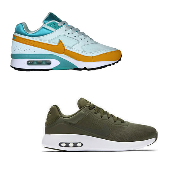nike air max classic bw wmns 2017 modern essential sneaker. Black Bedroom Furniture Sets. Home Design Ideas